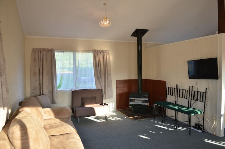 Lounge  with Heat Pump