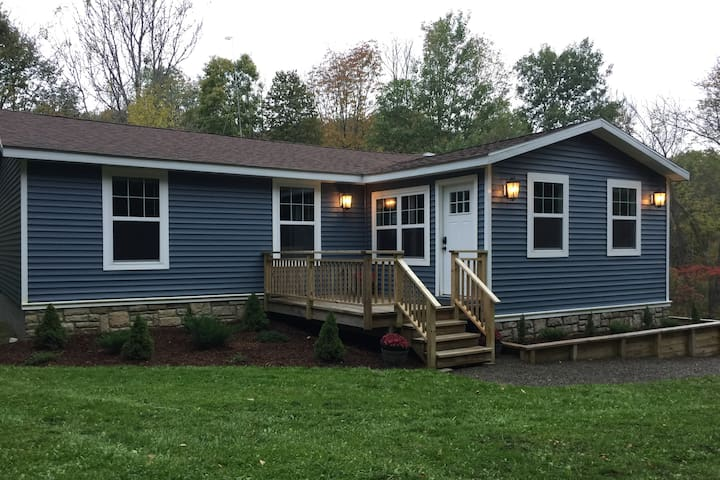New listing! Recently renovated EVL vacation home.