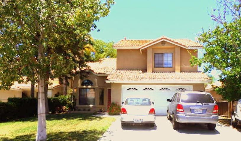Cute 4 bedroom family home. Temecula