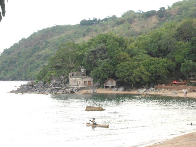 Njaya Lodge, room in the Villa - Nkhata Bay - Villa