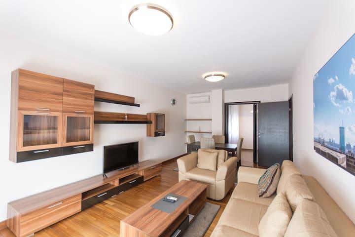 ApartHotel FeelBelgrade - 2 bedroom apartment A311