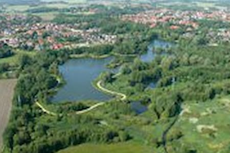 """Tolle Ferienwohnung """"Am Stadtsee""""  - Sulingen - อพาร์ทเมนท์"""