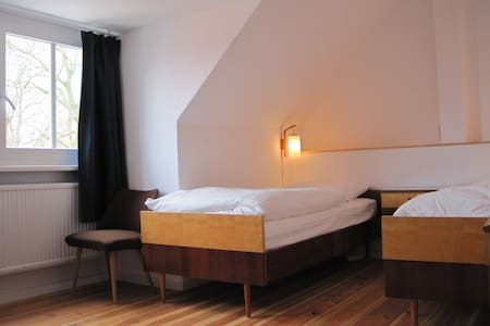 Lychen House - A Twin Room to Stay  - Lychen