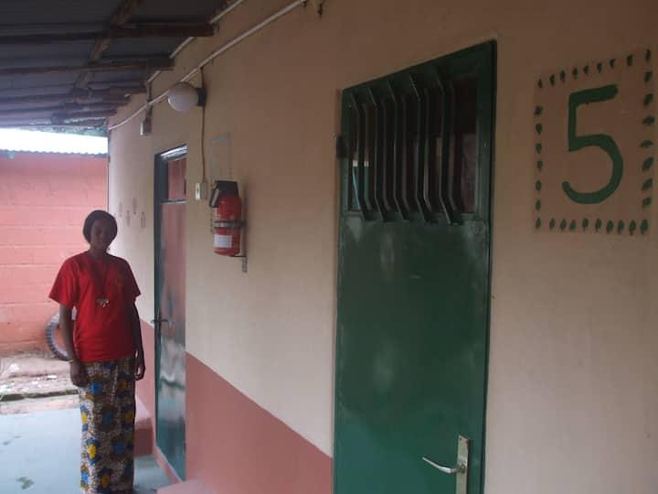 Camping-Sukuta&Lodge/Gambia Room 4