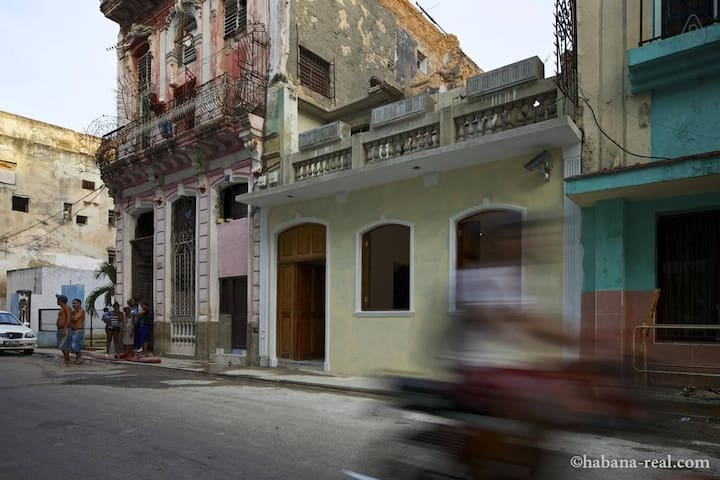 Habana Real in Central Havana