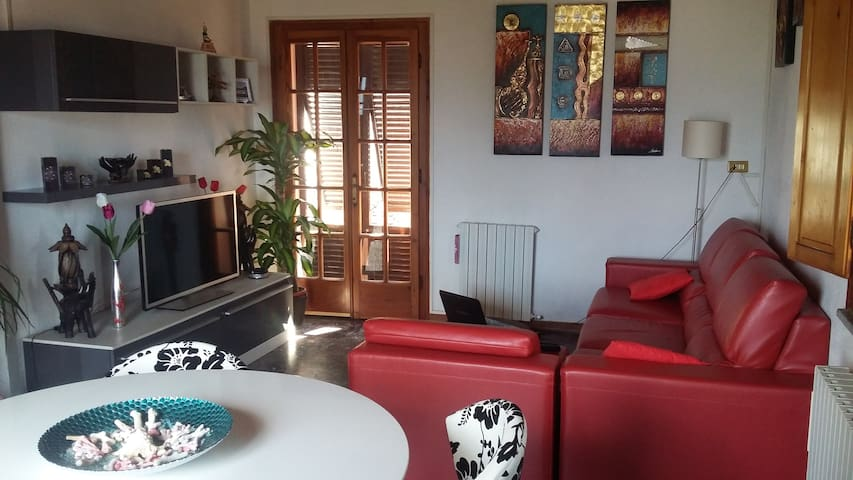 A wonderful apartment close toLucca