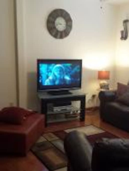 Living room tv 3