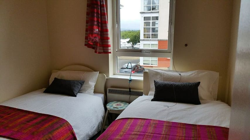 Twin Room  in the town of Carrick-on-Shannon