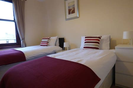 Beechwood - sleeps 4 with easy access to Edinburgh
