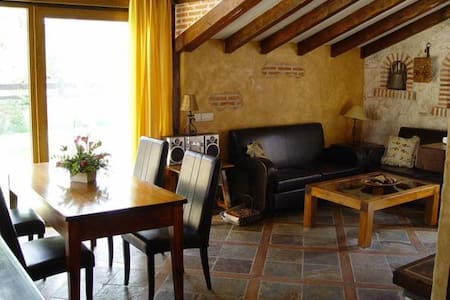 Rural house in Olmedo (Spain) 6 pax