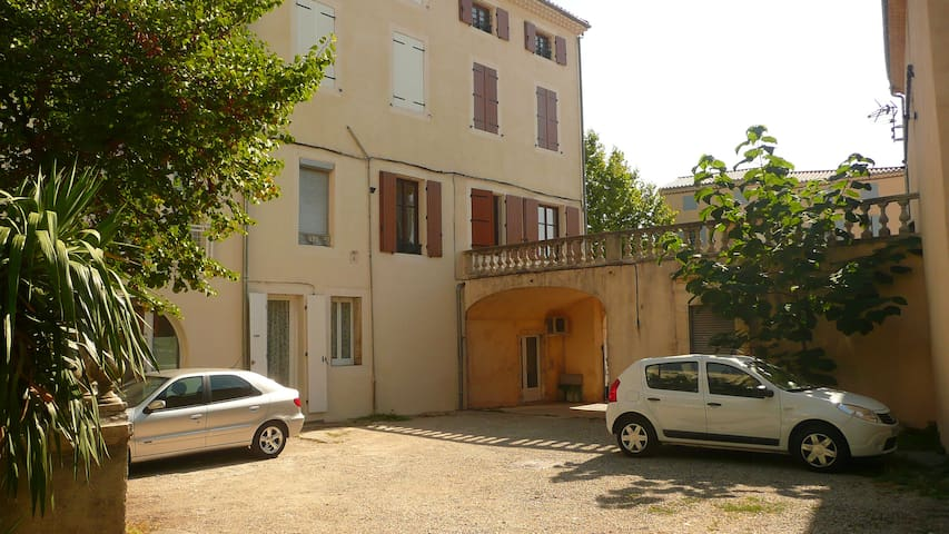 Nice and quiet 1 Bedroom in Ardeche - Cruas - Pis