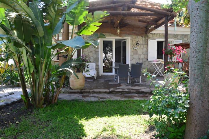 Apartment in Villa on the Ischia - フォリョ - 別荘