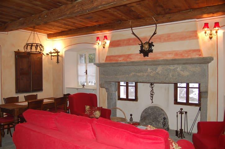 La Rosa Rossa - Premia - Wohnung