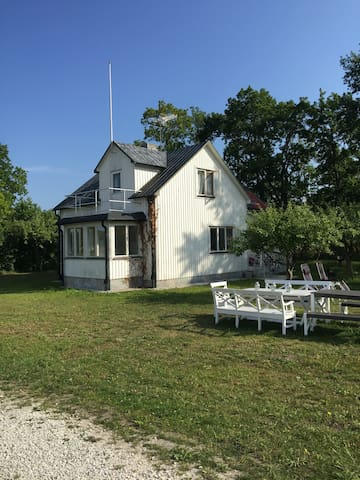 Newly renovated Gotland house - Gotland N - Talo