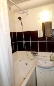 ALL NEW small studio Perovo with separate Bathroom - Moskva - Wohnung
