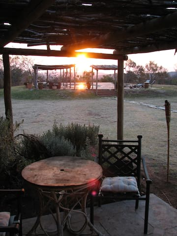 Duiker with open views in the Bush! - Johannesburg South - Apartment