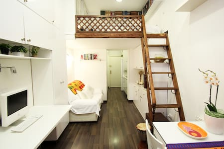 Apartment in the heart of Madrid