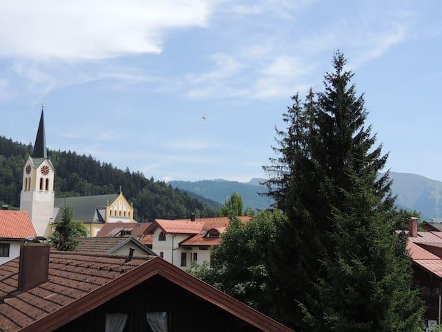 Luxus-Chalet für 4 in Oberstaufen - Oberstaufen - Apartemen