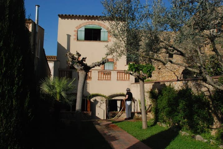 Town house with garden in Forallac - Fonteta - Hus