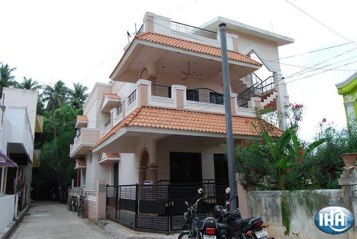 location pondicherry - Puducherry - House