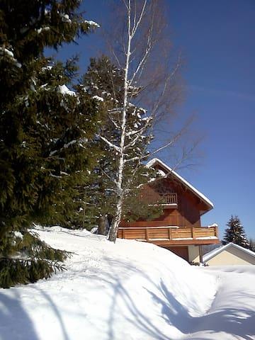 Chalet Plateau Petites Roches - Saint-Bernard - Chalet