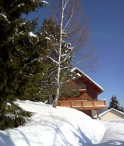 Chalet Plateau Petites Roches - Saint-Bernard