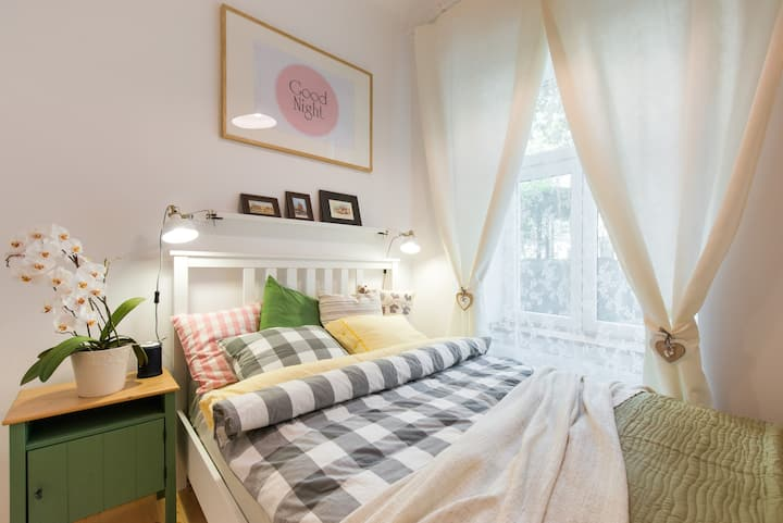 HOMEY OLD TOWN APARTMENT