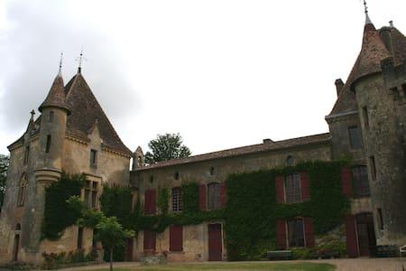 chateau de laubesc - Cessac - 城堡