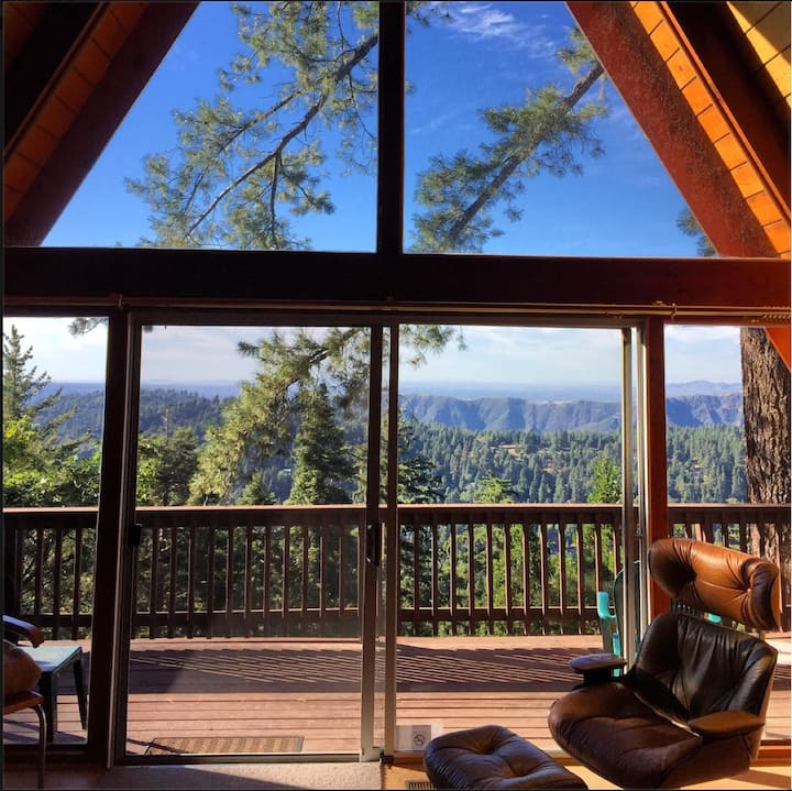 deluxe summer mountain escape @ Cabin in the Sky.