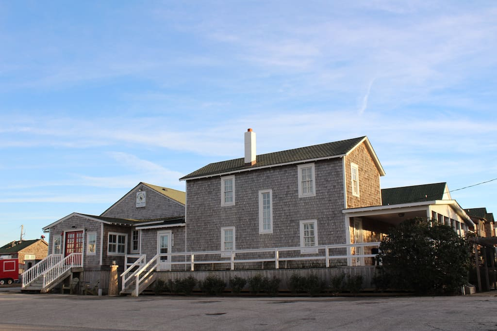 Nags Head Beach Inn Located at 303 E. Admirals St.