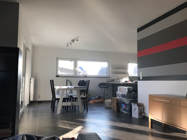 Bel appartement Robertville - Waimes - Apartment
