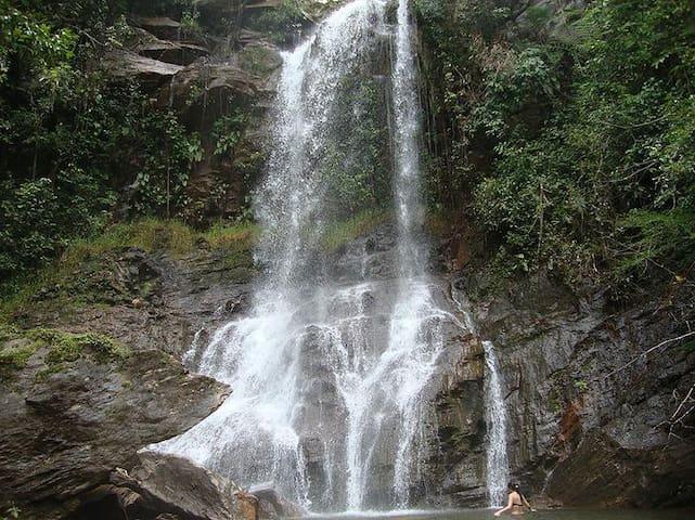 Suite BARU TÉRREO -  Reserva Ecológica Caraívas