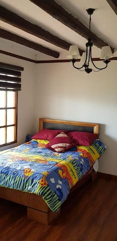Dormitorio 1 de dos plazas