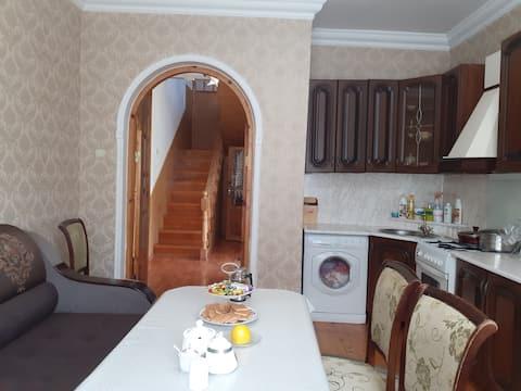 Уютный дом со всеми удобствами