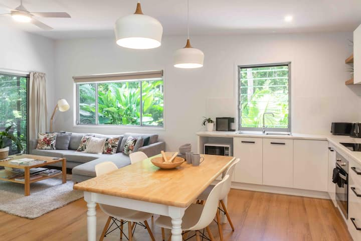 Noosa Hinterland Rainforest Villa🌴🌴🌴