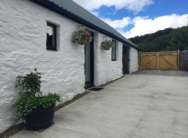 The Byre, Auchentenavil Cottage