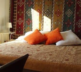 Relax y Montaña, Agua y Descanso - Casa