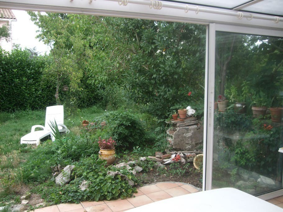 Maison avec jardin toulouse houses for rent in for Jardin 600m2