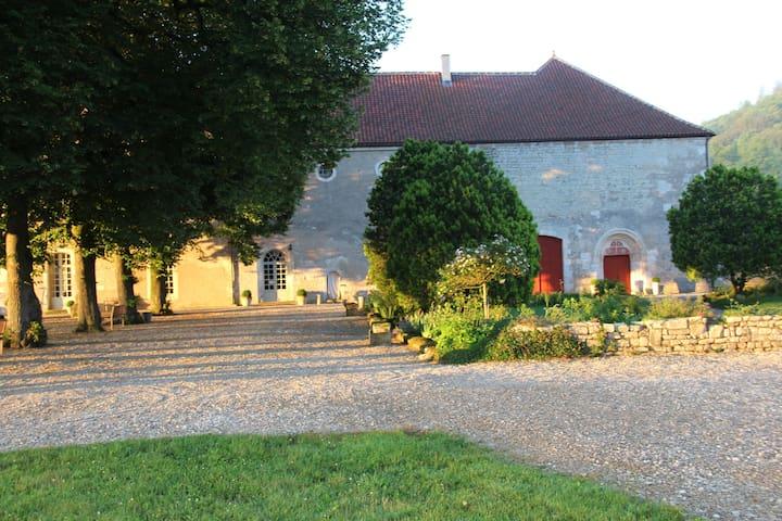 Maison d'hôtes entre Chablis et Vezelay