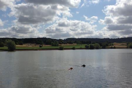 Waters Edge - Worcestershire - กระท่อม