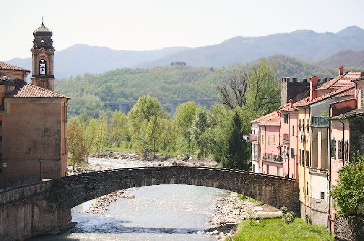 Appartment near 5 terre- Pontremoli