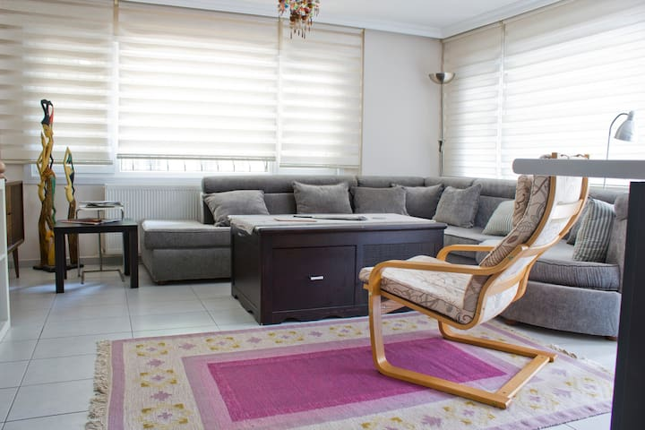 Exquisite Apartment in Caddebostan - Istanbul - Leilighet