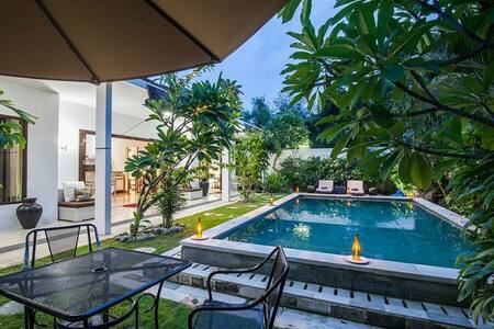 Promo villa own Pool (not share) - Denpasar  - Villa