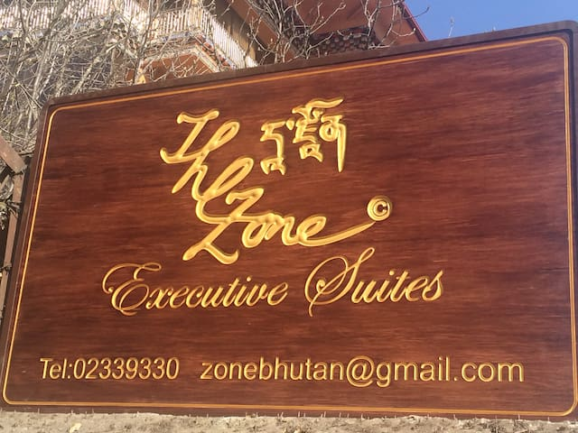 The Zone Executive Suites-2 BHK - Thimphu - Appartement