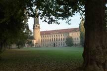 Ihre Ziele in Thüringen: Weimar