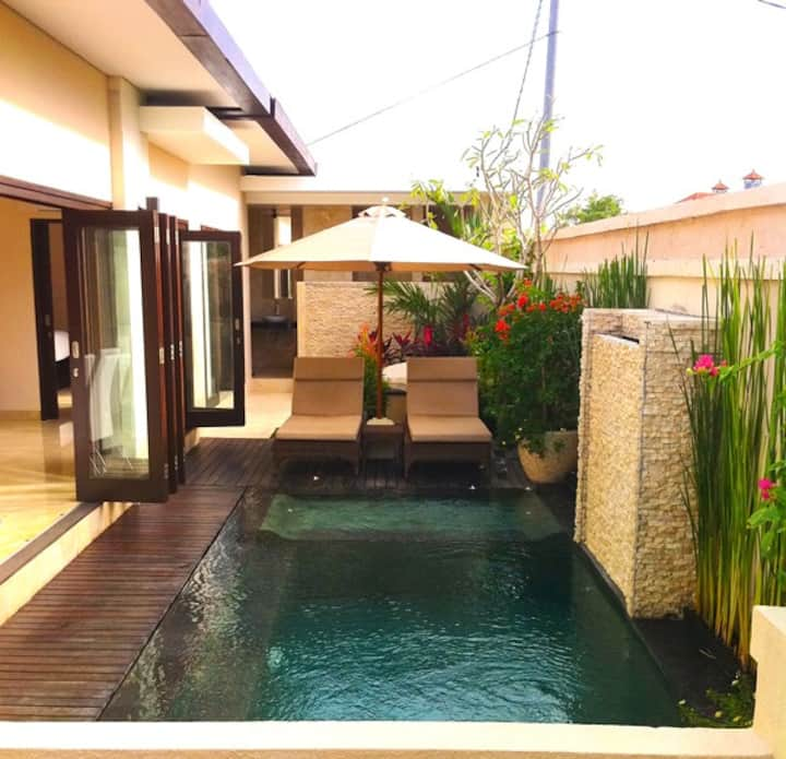 Seminyak One Bedroom Private Pool Villa