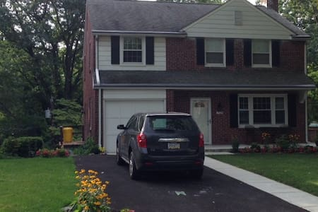 Rental 15 mins from Center City - Wynnewood