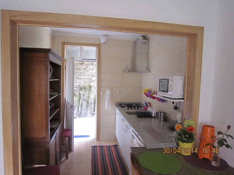 Full equipped kitchen - house 2 Bedroom
