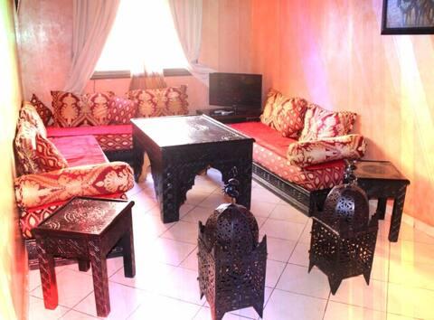 Superbe Appartement Boulevard Hassan II