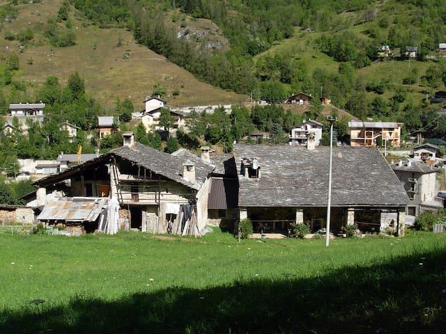 Appartamento in montagna - Canosio - Apartemen